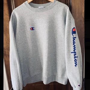 Champion Eco Fleece Crewneck